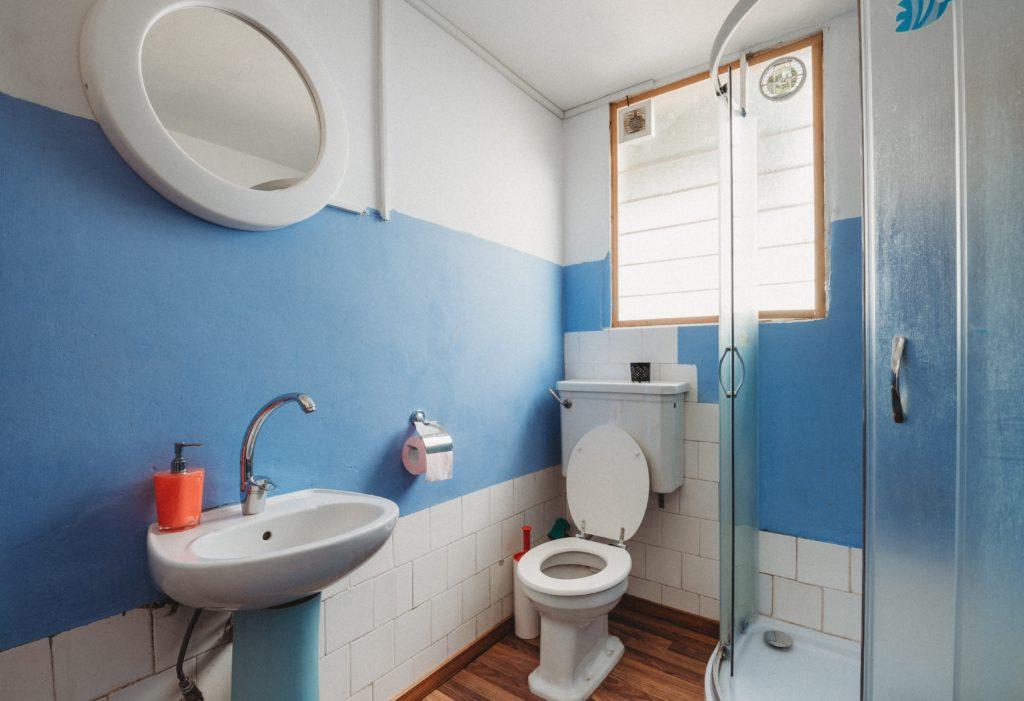 peindre salle de bain
