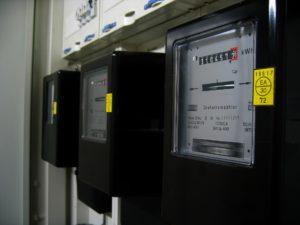 compteur electrique gaz